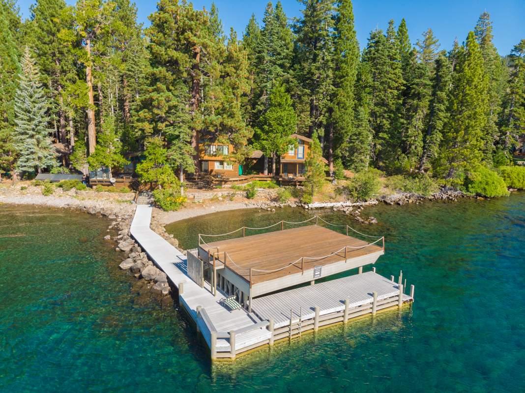 Tahoe Large Sundeck
