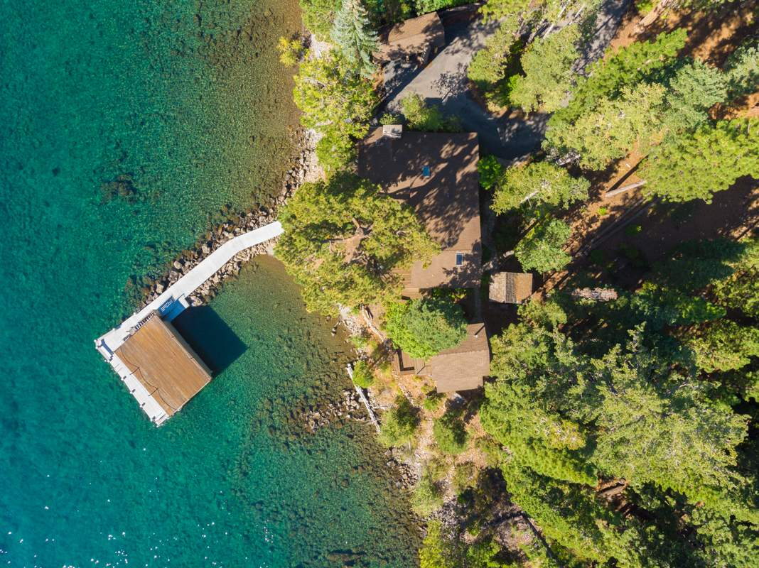 Tahoe Swim